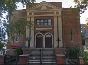 Flatbush Jewish Center in Kensington Brooklyn