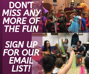 Sign up for our email list